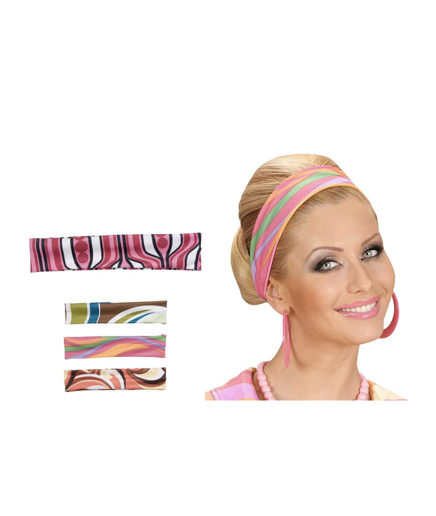 70-tal hårband