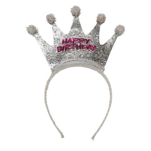 Happy birthday diadem krona