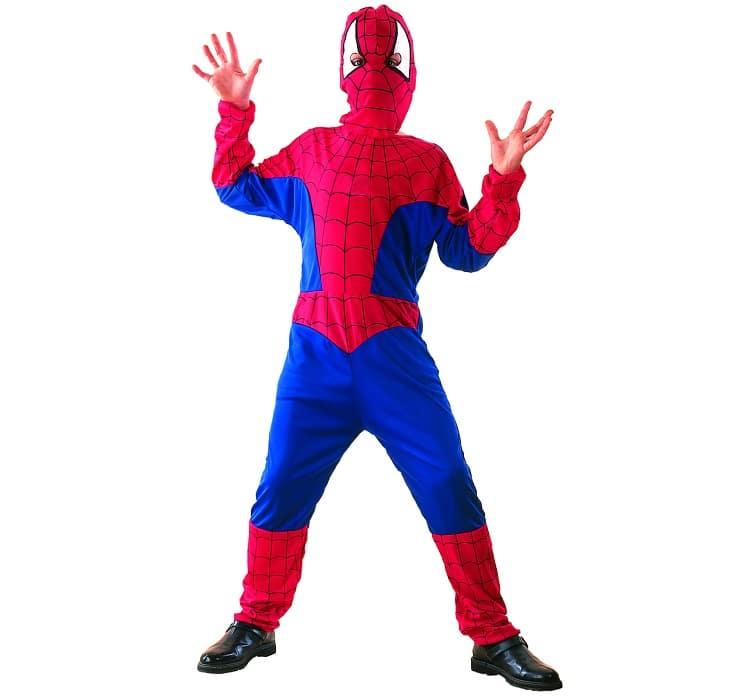 Spindelmannen 128-134