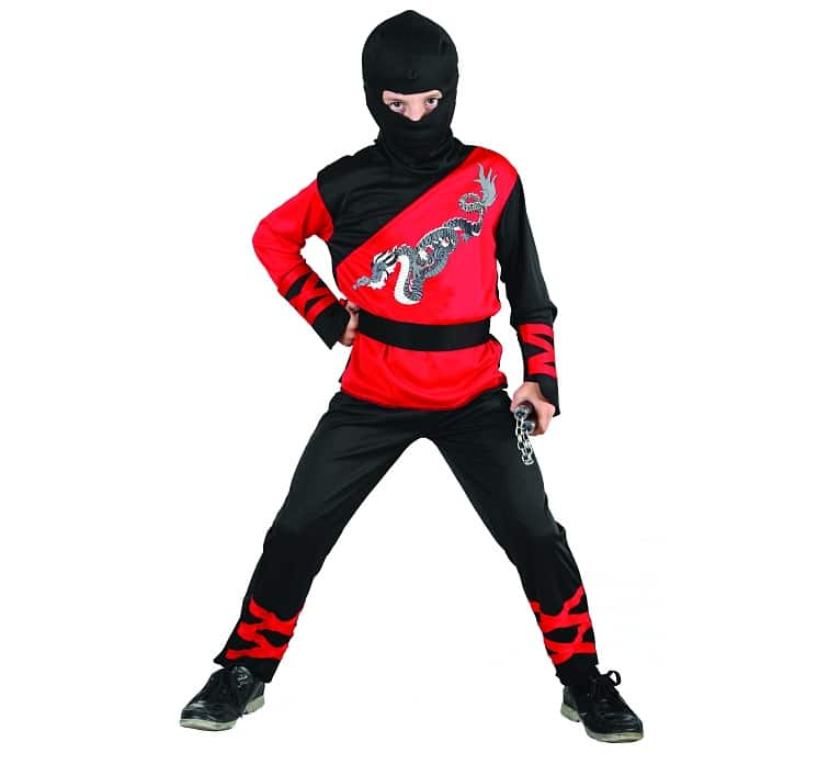 Ninja barn 120-130